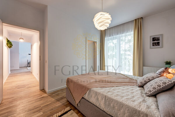 Exclusive 2 Rooms Apartment Baneasa